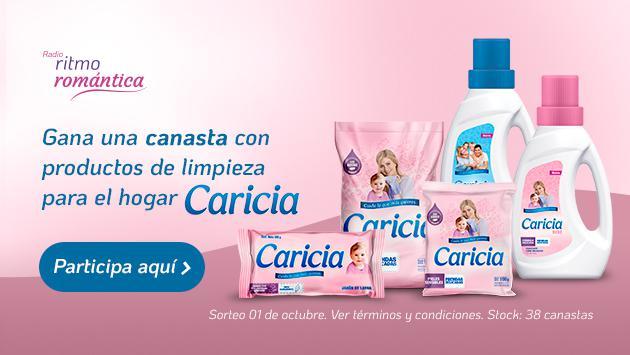 SORTEO: Regalamos canastas Caricia