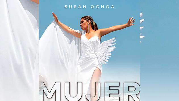 Susan Ochoa lanza su segundo álbum titulado 'Mujer'