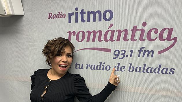 Susan Ochoa reveló detalles sobre su próximo concierto en Ritmo Romántica