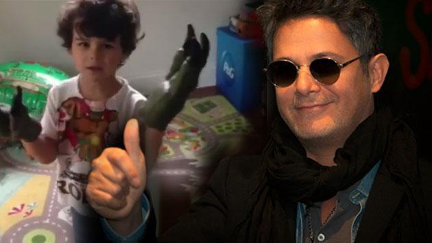 Te sorprenderá cuántos idiomas habla el hijo de Alejandro Sanz a sus cortos 5 años [VIDEOS]