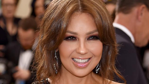 Thalía vuelve a ser 'Marimar'
