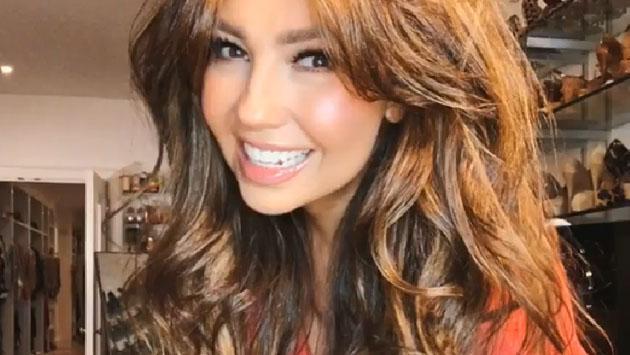 Thalía anuncia su nuevo sencillo