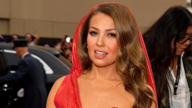Thalía lamentó la pérdida de este popular presentador brasileño