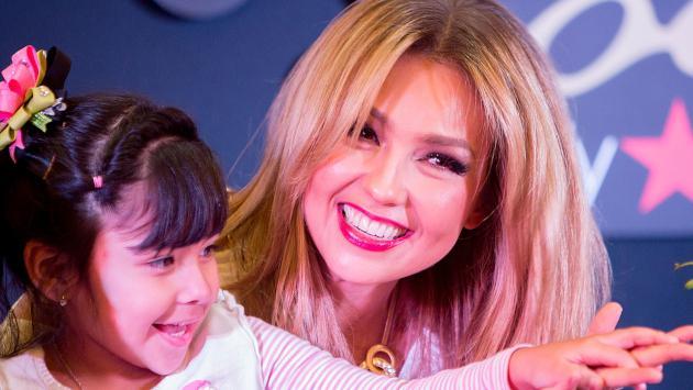 Mira el regalo que Thalía recibió de su ex
