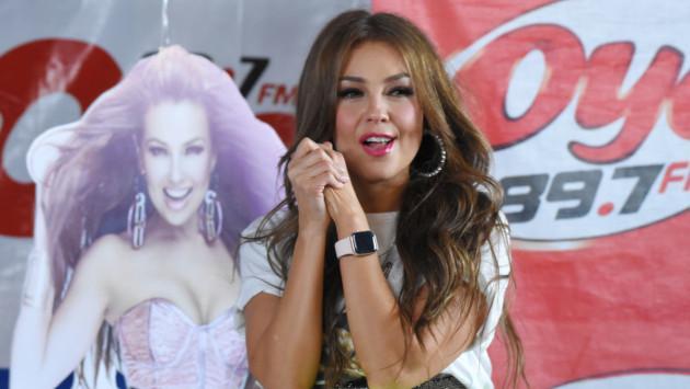 Thalía recuerda las telenovelas que la llevaron a la fama con este divertido video