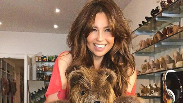 Thalía rindió tributo a su madre tras 7 años de su fallecimiento