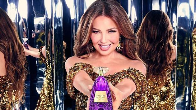 Thalía se vuelve la envidia de muchas mujeres al mostrar su clóset