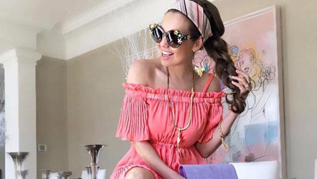Thalía y su adicción por estas carteras