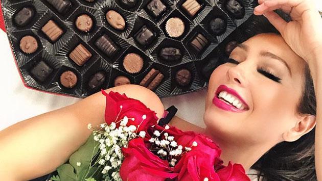 Thalía y su emotivo mensaje por San Valentín
