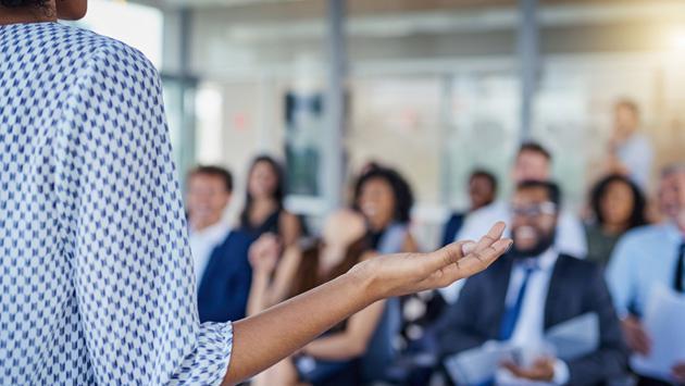 ¿Tienes miedo al hablar en público?