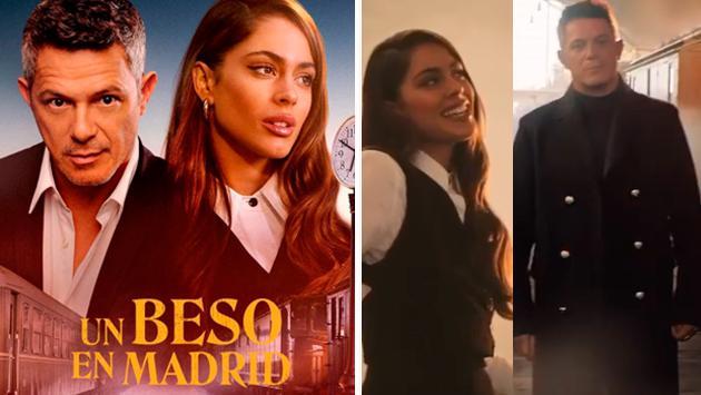Tini Stoessel lanzó adelanto de'Un beso en Madrid' colaboración con Alejandro Sanz