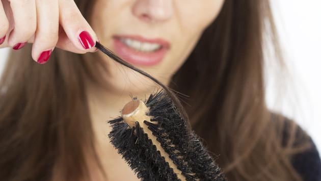 Tip para detener la caída de cabello