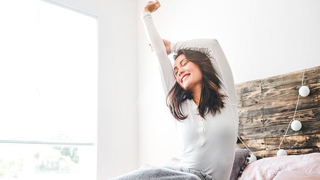 Tips para levantarte sintiéndote más linda