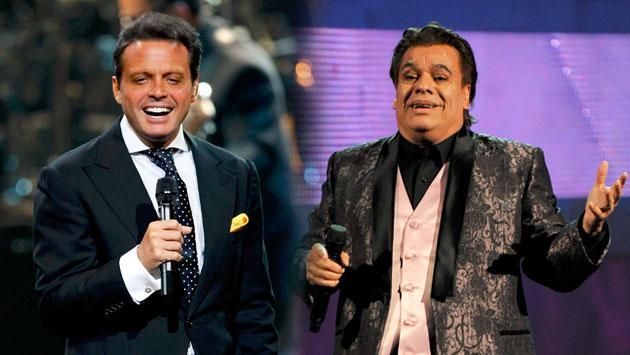 Tras muerte de Juan Gabriel, Luis Miguel hará dueto con él. Mira cómo lo hará
