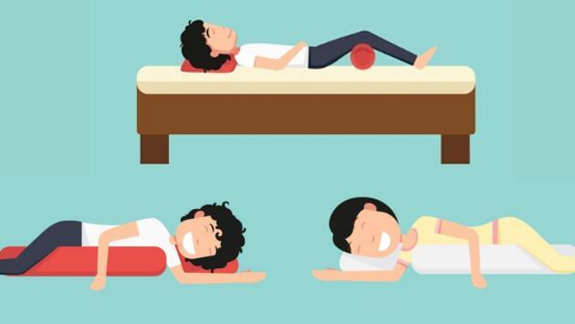 Tu forma de dormir revela rasgos de tu personalidad