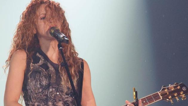 El emotivo llanto de Shakira tras finalizar 'El dorado World Tour'