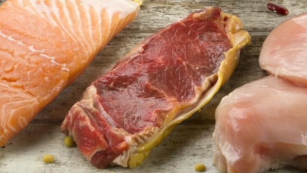 Alimentos que nunca deberías comer crudos