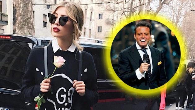 ¿Ya viste a la hija de Luis Miguel en desfile de Dolce & Gabbana?