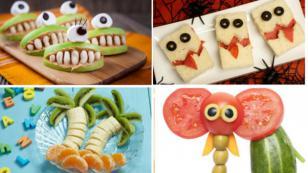 20 ideas geniales para que tus hijos coman frutas y verduras