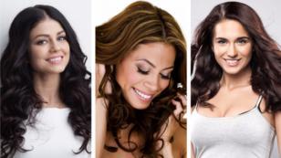3 looks originales con el cabello ondeado