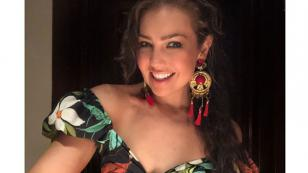 Así se despidió Thalía de sus vacaciones en Italia