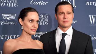 Brad Pitt rompe su silencio luego de que Angelina Jolie le pidiera el divorcio