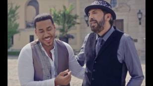 'Carmín' de Romeo Santos y Juan Luis Guerra alcanzó 15 millones de visualizaciones