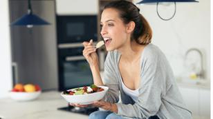 ¡Consume estos alimentos para aumentar las defensas y prevenir el coronavirus!