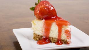 Delicioso cheesecake con 3 ingredientes