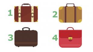 El test de las maletas