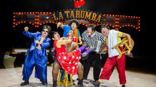 En su 35° aniversario de fundación, la Tarumba estrena 'Volver' Nunca dejes de soñar