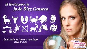 Horóscopo de hoy de Josie Diez Canseco: 14 de julio de 2017
