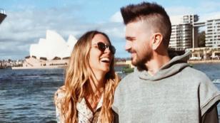Juanes y su esposa derrochan amor en Sidney
