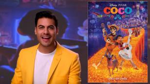La balada de Carlos Rivera para 'COCO', la nueva película de Disney
