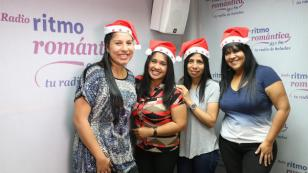 La Navidad llegó a  Ritmo Romántica