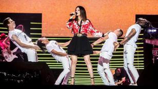 Laura Pausini afina detalles de su gira 'World Wide Tour'