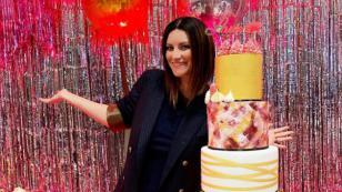 Laura Pausini se emociona hasta las lágrimas con esta sorpresa de cumpleaños