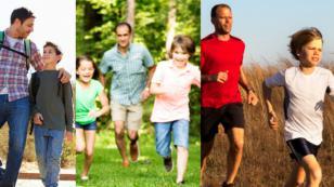 Día del Padre: Ideas geniales para hacer actividad física con tus hijos