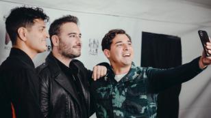 Reik y Manuel Turizo estrenaron el videoclip de 'Aleluya'