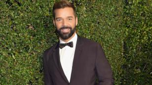 Ricky Martin y su paso por los Critics' Choice Awards