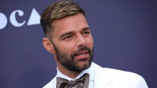 Ricky Martin disfruta de su paternidad