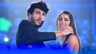 Sebastián Yatra y Tini Stoessel celebran su reencuentro con este divertido baile