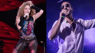 Shakira y Maluma nominados a los MTV Video Music Awards