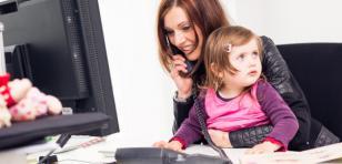 María Pía en su rol de madre: Siempre pendiente de la vida de tus hijos