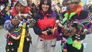¡Sonaly Tuesta retorna a la televisión con su programa 'Costumbres'!