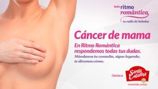 ¿Tienes dudas o sospechas sobre el cáncer de mama?