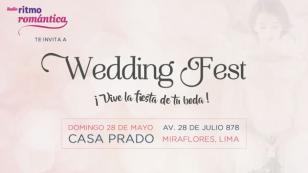 Wedding Fest: ¡Vive tu boda antes de celebrarla!