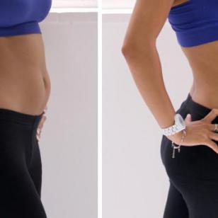 4 alimentos para deshacerte de la grasa abdominal