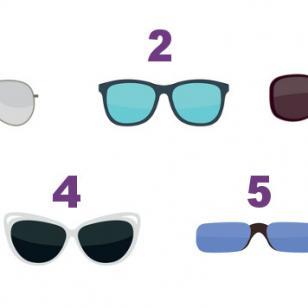 Descubre tu personalidad a través de tus lentes