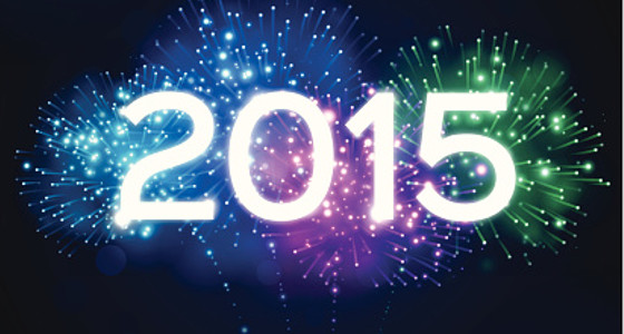 ¡Feliz Año Nuevo 2015!